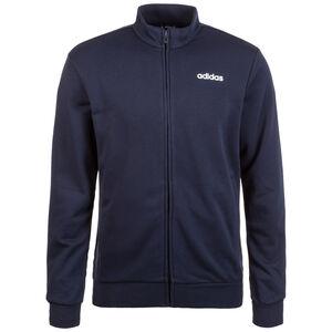 Essentials Linear Trainingsjacke Herren, dunkelblau / weiß, zoom bei OUTFITTER Online