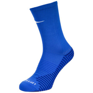 Squad Soccer Crew Socken, blau, zoom bei OUTFITTER Online
