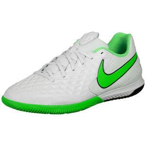 React Tiempo Legend 8 Pro Indoor Fußballschuh Herren, weiß / grün, zoom bei OUTFITTER Online