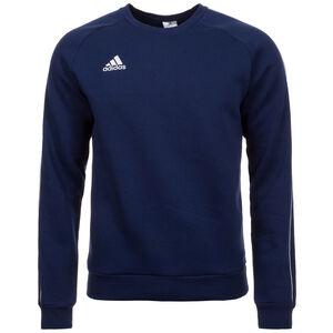Core 18 Sweatshirt Herren, dunkelblau / weiß, zoom bei OUTFITTER Online