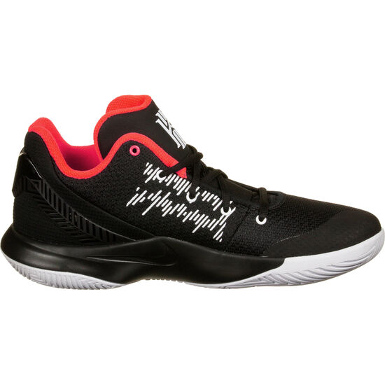 Kyrie Flytrap II Basketballschuh Herren, schwarz / korall, zoom bei OUTFITTER Online