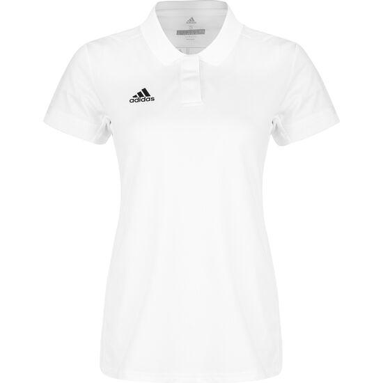 Team 19 Poloshirt Damen, weiß, zoom bei OUTFITTER Online