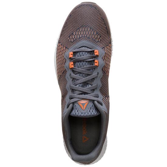 Flexagon Trainingsschuh Herren, grau / orange, zoom bei OUTFITTER Online