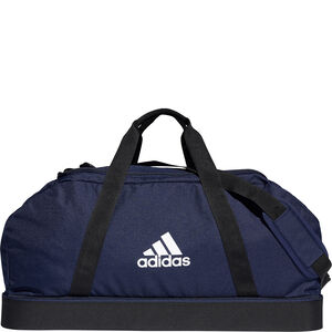Tiro Bottom Compartment Medium Fußballtasche, blau / weiß, zoom bei OUTFITTER Online