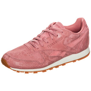 Classic Leather Clean Exotics Sneaker Damen, Pink, zoom bei OUTFITTER Online