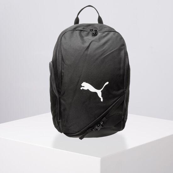 Liga Sportrucksack, schwarz / weiß, zoom bei OUTFITTER Online