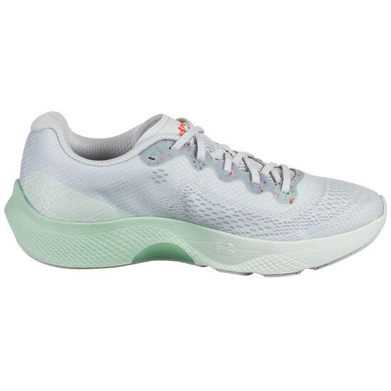 Charged Pulse Laufschuh Damen, grau / hellgrün, zoom bei OUTFITTER Online