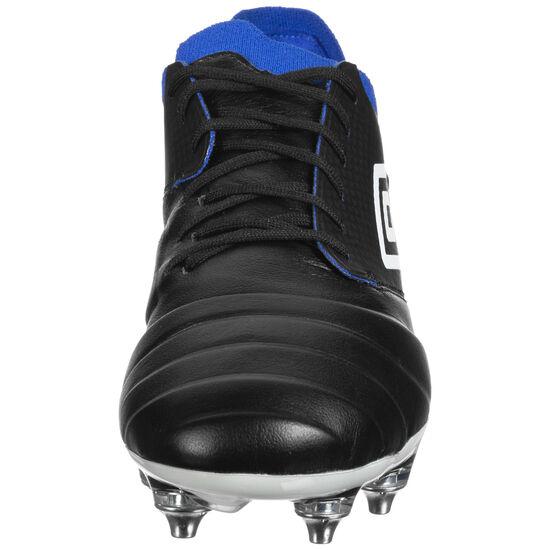 Tocco Pro SG Fußballschuh Herren, schwarz / blau, zoom bei OUTFITTER Online