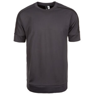 Z.N.E Crew T-Shirt Herren, Schwarz, zoom bei OUTFITTER Online