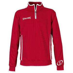 Evolution Quarterzip Sweatshirt Herren, rot / weiß, zoom bei OUTFITTER Online