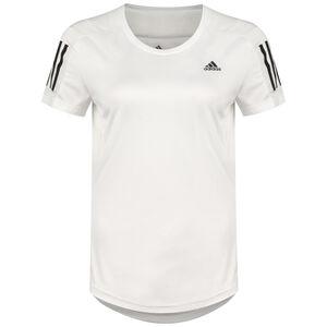 Own The Run Laufshirt Damen, weiß / schwarz, zoom bei OUTFITTER Online