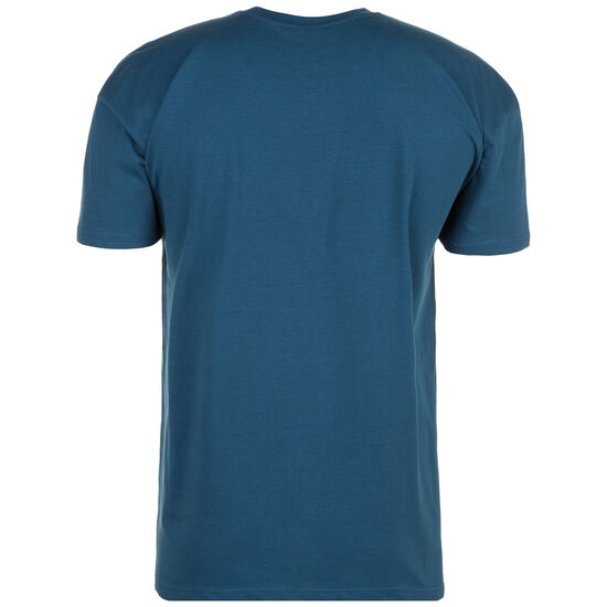 Authentic Franklyn T-Shirt Herren, petrol, zoom bei OUTFITTER Online