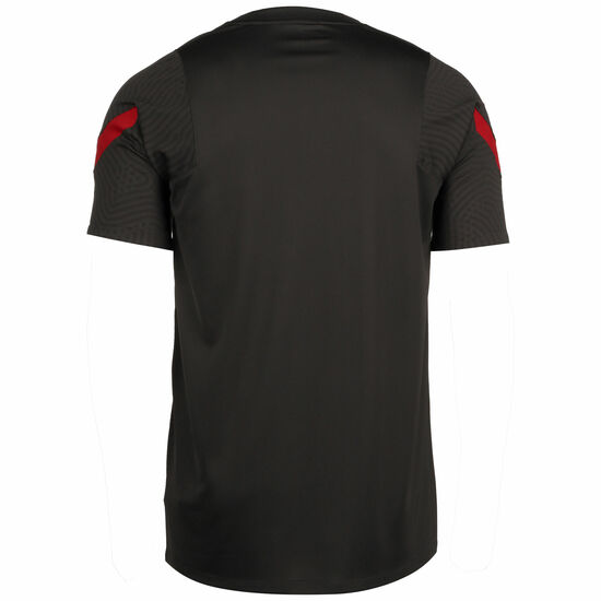 FC Liverpool Breathe Strike Trainingsshirt Herren, anthrazit / rot, zoom bei OUTFITTER Online