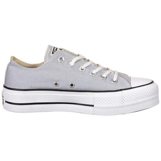 Chuck Taylor All Star Lift OX Sneaker Damen, hellgrau, zoom bei OUTFITTER Online