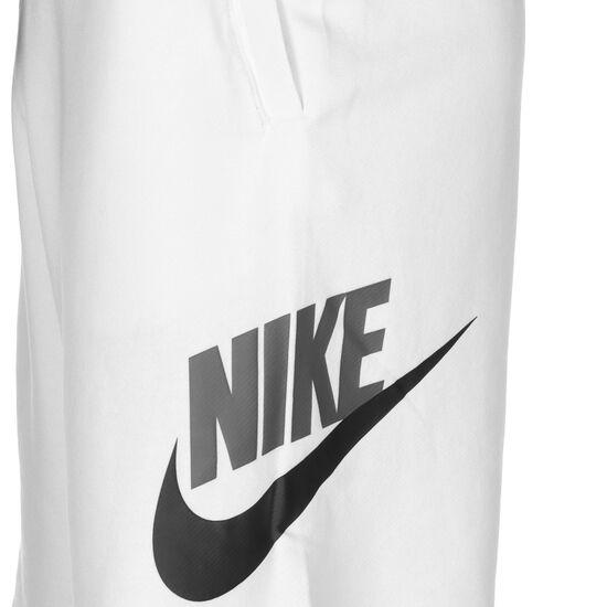 Sportswear Alumni Shorts Herren, weiß / dunkelgrau, zoom bei OUTFITTER Online
