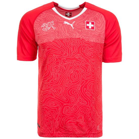 Schweiz Trikot Home WM 2018 Herren, Rot, zoom bei OUTFITTER Online