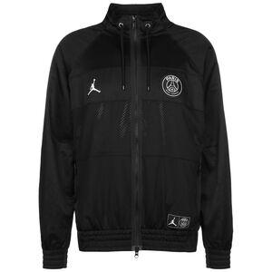 Paris St-Germain Air Jordan Jacke Herren, schwarz, zoom bei OUTFITTER Online