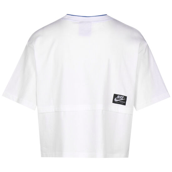 Icon Clash T-Shirt Damen, weiß / rot, zoom bei OUTFITTER Online