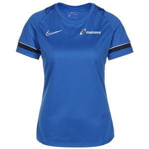 Mainova Academy 21 Training Top Damen, blau / weiß, zoom bei OUTFITTER Online