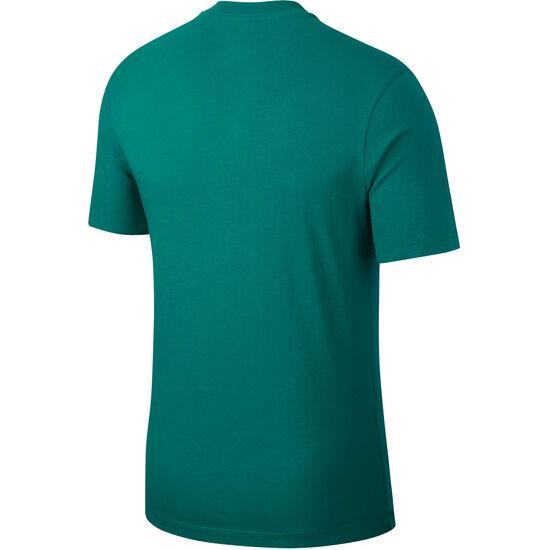 Kylian Mbappé T-Shirt Herren, grün / gold, zoom bei OUTFITTER Online