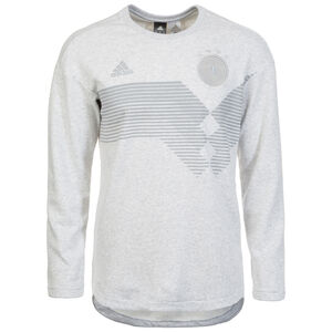 DFB Seasonal Specials Sweatshirt WM 2018 Herren, Grau, zoom bei OUTFITTER Online