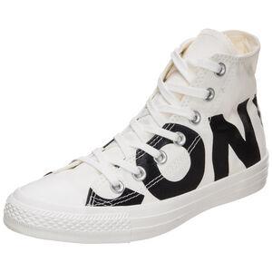 Chuck Taylor All Star High Wordmark Sneaker Damen, Beige, zoom bei OUTFITTER Online
