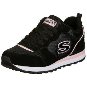 OG 85 Step N Fly Sneaker Damen, schwarz / pink, zoom bei OUTFITTER Online