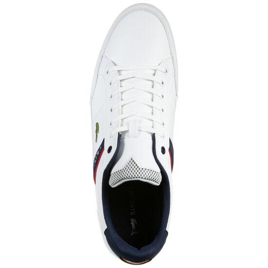 Chaymon Sneaker Herren, weiß / blau, zoom bei OUTFITTER Online