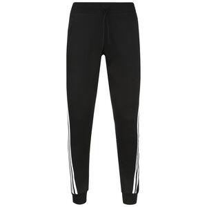 3-Stripes Trainingshose Herren, schwarz / weiß, zoom bei OUTFITTER Online