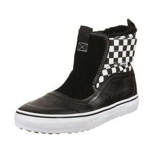 Slip-On Hi Terrain Sneaker Kinder, schwarz / weiß, zoom bei OUTFITTER Online
