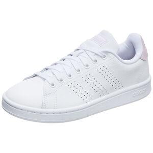 Advantage Sneaker Damen, weiß / rosa, zoom bei OUTFITTER Online