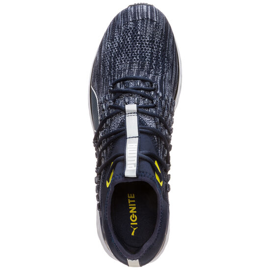 Speed Fusefit Laufschuh Herren, dunkelblau / gelb, zoom bei OUTFITTER Online
