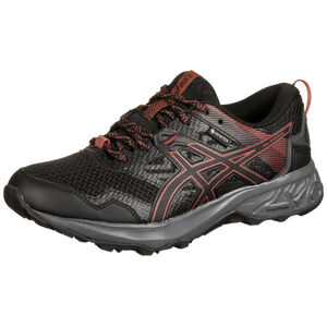 Gel-Sonoma 5 G-TX Laufschuh Damen, schwarz / dunkelrot, zoom bei OUTFITTER Online