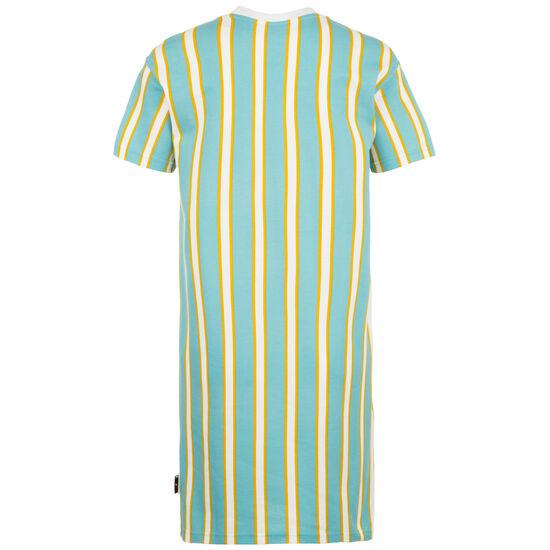 Downtown Stripe Kleid Damen, grün / gelb, zoom bei OUTFITTER Online