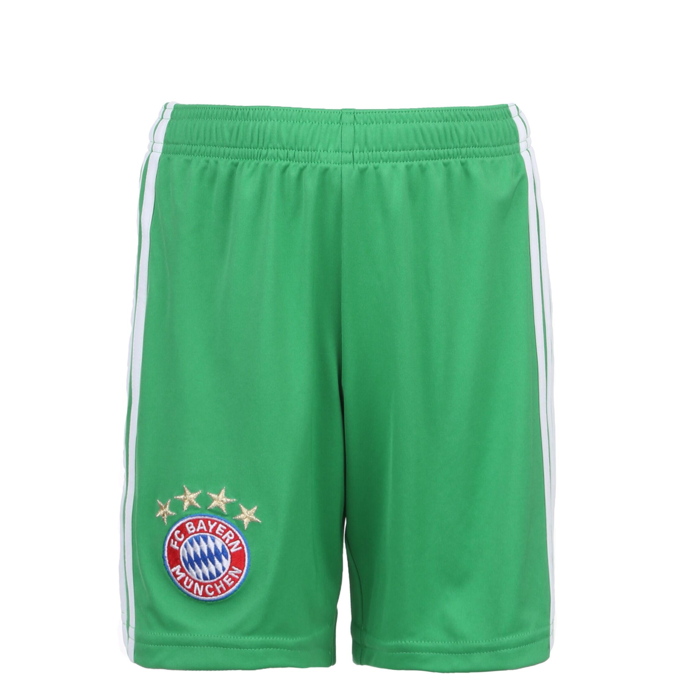 adidas FC Bayern München Kinder Home Shorts 20192020 | die