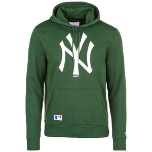MLB Seasonal Team Logo New York Yankees Kapuzenpullover, grün / weiß, zoom bei OUTFITTER Online