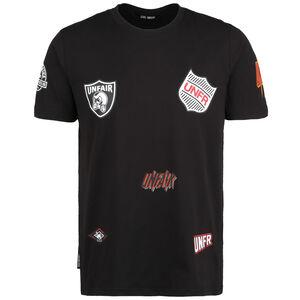 Multiple T-Shirt Herren, schwarz / bunt, zoom bei OUTFITTER Online