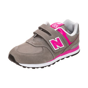 YV574GP Sneaker Kinder, Grau, zoom bei OUTFITTER Online