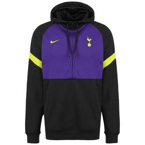 Tottenham Hotspur Travel Fleece Kapuzenpullover Herren, schwarz / lila, zoom bei OUTFITTER Online