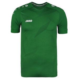 Premium Fußballtrikot Herren, grün / weiß, zoom bei OUTFITTER Online