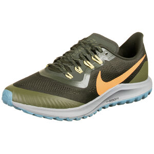 Air Zoom Pegasus 36 Trail Laufschuh Herren, khaki / oliv, zoom bei OUTFITTER Online