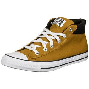 Chuck Taylor All Star Seasonal Color High Sneaker, hellbraun / schwarz, zoom bei OUTFITTER Online