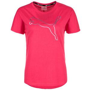 Cat Trainingsshirt Damen, pink, zoom bei OUTFITTER Online