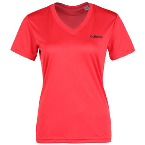 D2M Solid T-Shirt, korall, zoom bei OUTFITTER Online