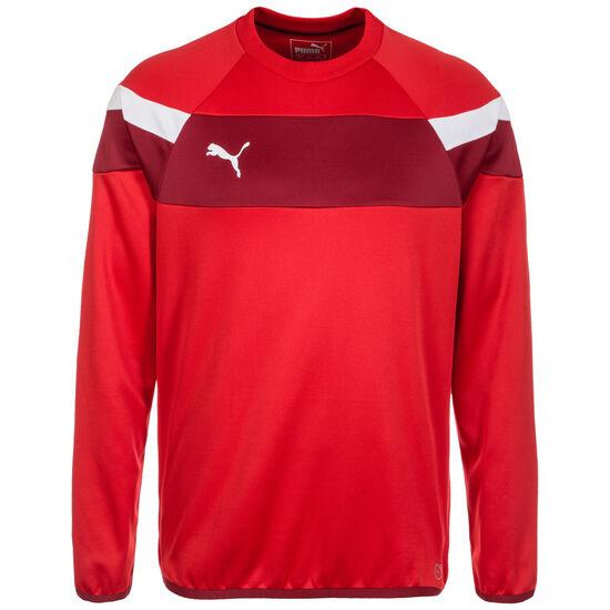 Spirit II Sweatshirt Herren, rot / weiß, zoom bei OUTFITTER Online