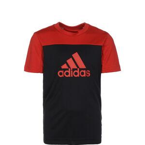 Equipment Trainingsshirt Kinder, schwarz / rot, zoom bei OUTFITTER Online