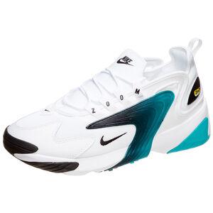 Zoom 2K Sneaker Herren, weiß / grün, zoom bei OUTFITTER Online
