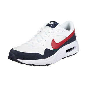 Air Max SC Sneaker Kinder, weiß / rot, zoom bei OUTFITTER Online