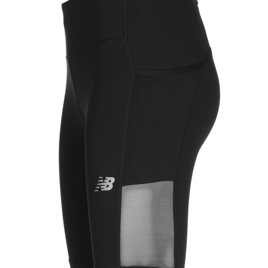 Impact Run Laufshorts Damen, schwarz / silber, zoom bei OUTFITTER Online