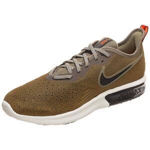 Air Max Sequent 4 Sneaker Damen, oliv / schwarz, zoom bei OUTFITTER Online